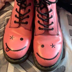 Hincky Acid Smile Boots